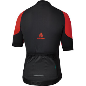 Etxeondo Sasoi SS Jersey Men Black/Red